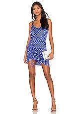 DELFI X REVOLVE Laura Dress in Blue Dot