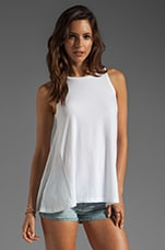 Enya Tank in White