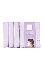 Dermovia Healing Yogurt Lace Your Face Mask 4 Pack
