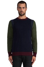 Corey Sweater in Forest