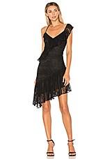 devlin Makenna Dress in Black