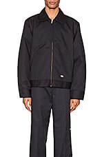 Dickies Modern Eisenhower Jacket in Black