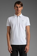 Alnilamy Polo in White