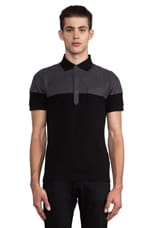 Loris Polo in Black