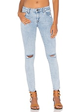 JEAN CROPPED MARGAUX