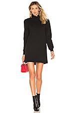 David Lerner Vanessa Dress in Black