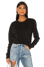 David Lerner Victoria Pullover in Black