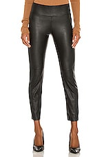David Lerner Pull On Legging in Classic Black