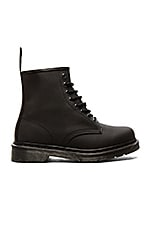1460 8 Eye Boot in Black