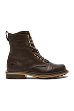 Pier 9 Tie Boot in Brown