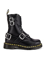 Dr. Martens 1490 Joska Smooth Boot in Black