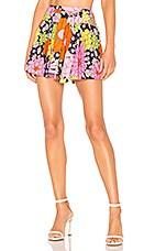 Dodo Bar Or Milli Mini Skirt in Nelly Navy
