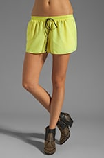 Macie Mojave Short in Yellow