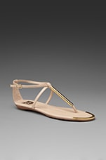 Archer Sandal in Nude