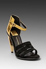 Neci Heel in Black