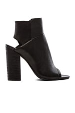 Leka Heel in Black