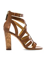 Nolin Heel in Brown