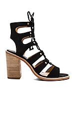 Lyndon Sandal in Black