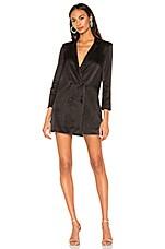 Donna Mizani Brody Dress in Black