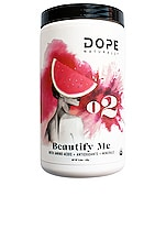 DOPE Naturally Beautify Me with Amino Acids + Antioxidants + Minerals