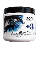 DOPE Naturally Energize Me with Antioxidants + Superfruits