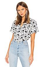 DOUBLE RAINBOUU Hawaiian Shirt in Nu Romance