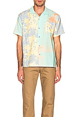 DOUBLE RAINBOUU Hawaiian Shirt in Bikini Jungle