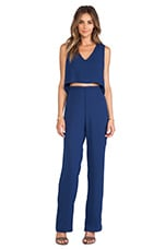 d.RA Anemone Jumpsuit in Navy