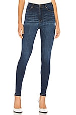 Dr. Denim Moxy Skinny in Atlantic Dark Blue