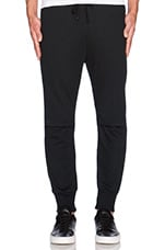 Cade Sweatpant in Black