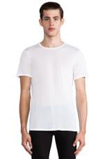 Felix Tee in White