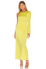 Diane von Furstenberg Kylie Dress in Citrine