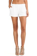 Naples Short in White