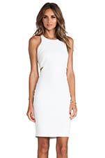 Lela Dress in White