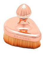 Eloise Beauty Tear Drop Brush in Rose Gold