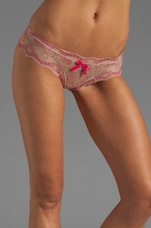 Orianna Boy Thong in Nude/Very Berry