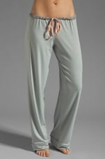 Miss Liberty PJ Pant in Dove/Nude