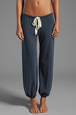Heather Pant in Coal Heather