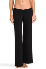Sadie Cinched Pant in Black