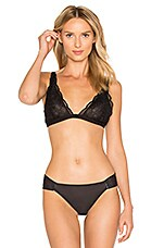 Saskia Convertible Bralet in Black
