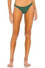 eberjey Pique Dree Bikini Bottom in Palm