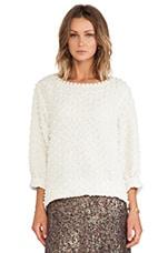 Yasmine Sweater in Ivory