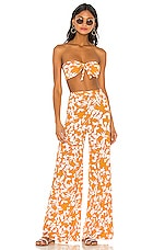 RESA Santorini Set Yellow & White Floral
