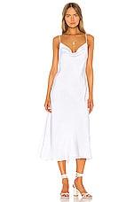 RESA Berri Dress in White
