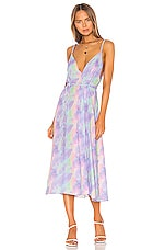 RESA Hannah Dress in Sorbet Tie Dye