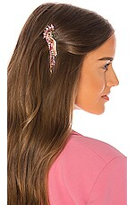 Elizabeth Cole Daya Comb in Pink