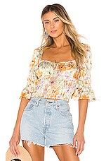 ELLEJAY Amanda Top in Flower