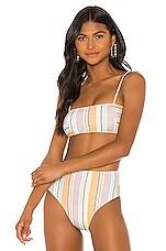 ELLEJAY Lauren Top in Stripe
