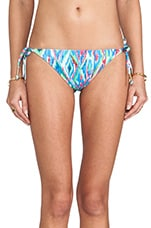 Savannah Tie Side Bottoms in Multi