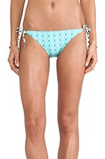 Sun Stream Tie Side Bottoms in Multi